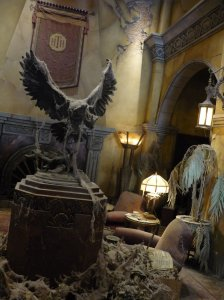 Tower Of Terror Lobby