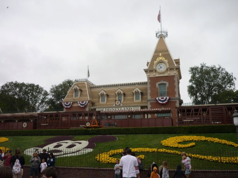 Disneyland Railway