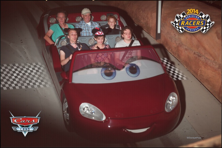 Radiator Springs Racer