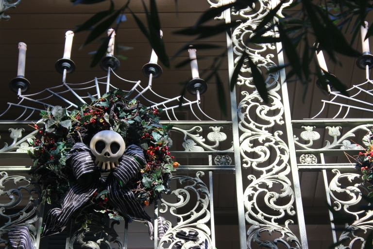 Haunted Mansion Details
